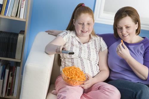 Детское ожирение может привести к бесплодию