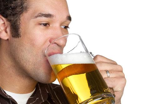 Пиво приводит к мужскому бесплодию
