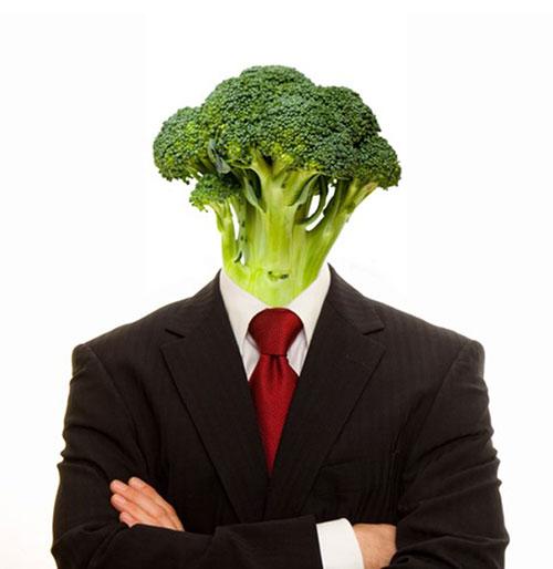 Порой, некоторые, не могут не впадать в крайности. Им говорят, что не стоит забывать употреблять в пищу овощи, в ответ, они отказываются, есть мясо.