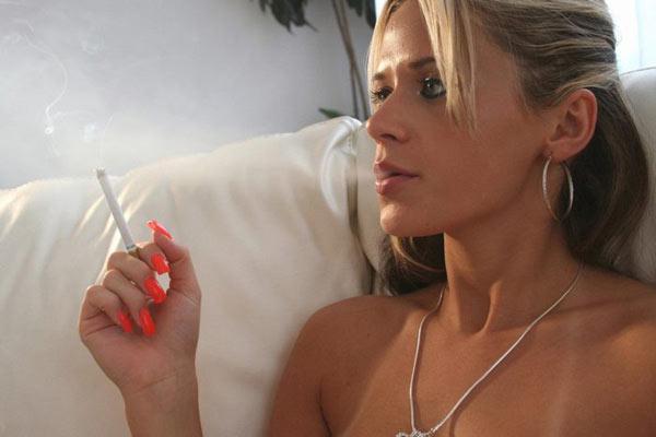 Курение и женское бесплодие